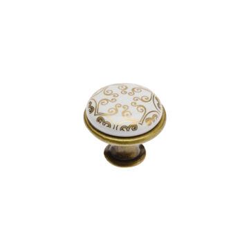 J4 keleti arany porcelán fogantyú