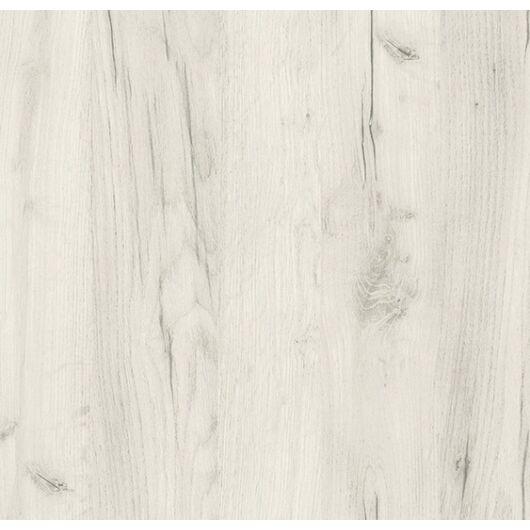 K001PW Fehér kézműves tölgy bútorlap