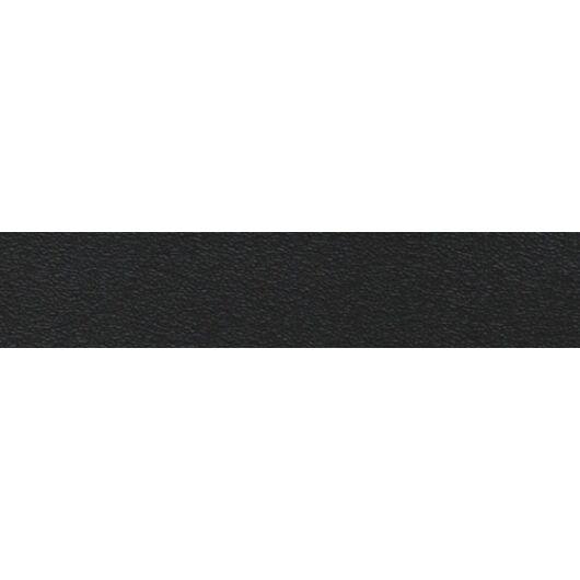 Fekete gyöngy ragasztózott élfólia