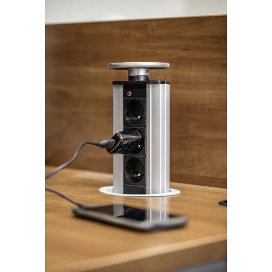 Kihúzható elosztó 100 mm
