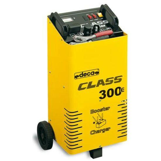 DECA CLASS BLOOSTER300E akkumulátor indító-töltő