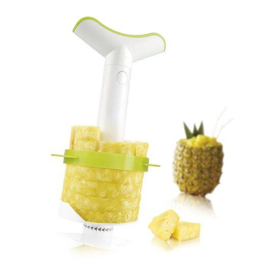 Ananászszeletelő és cikkvágó