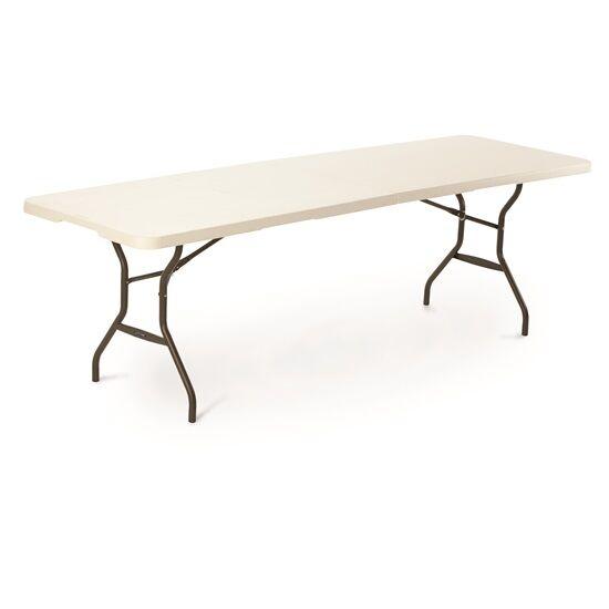 Félbehajtható asztal 244 x 76 cm