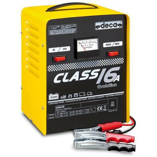 DECA CLASS16A akkumulátortöltő