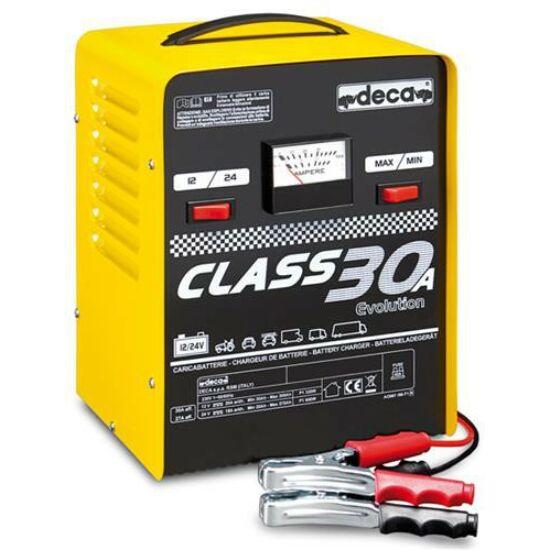 DECA CLASS30A akkumulátortöltő