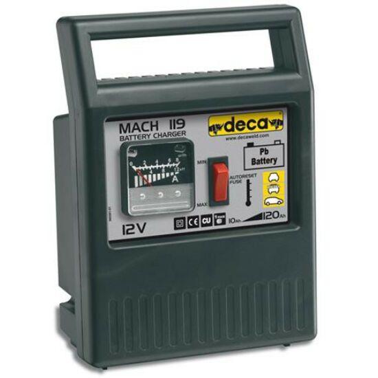 DECA MACH 119 akkumulátortöltő